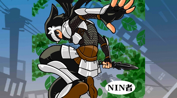 伊賀NINJA!